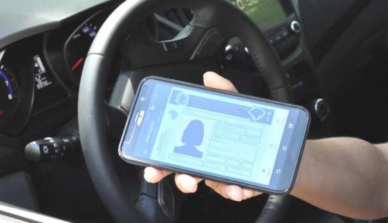 CNH digital passa a ter informações sobre licenciamento do veículo