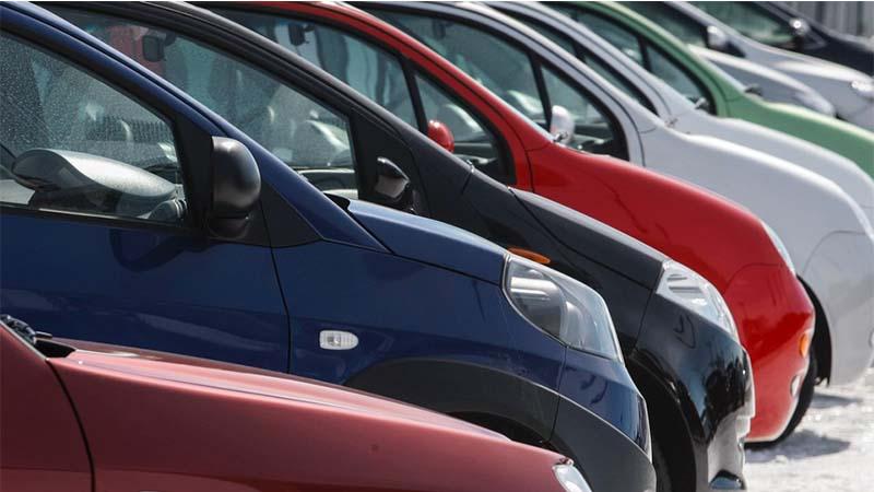 Hatches pequenos, chamados carros de 'entrada', foram os mais vendidos no último trimestre de 2017 (Foto: Anfavea/Divulgação)