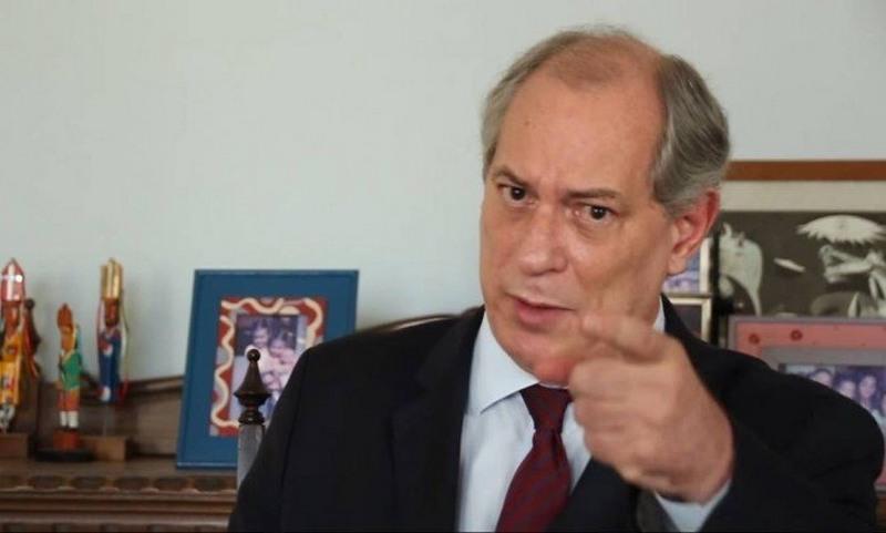 'Boas ideias são de todos', diz Ciro sobre suposto plágio de Fernando Haddad