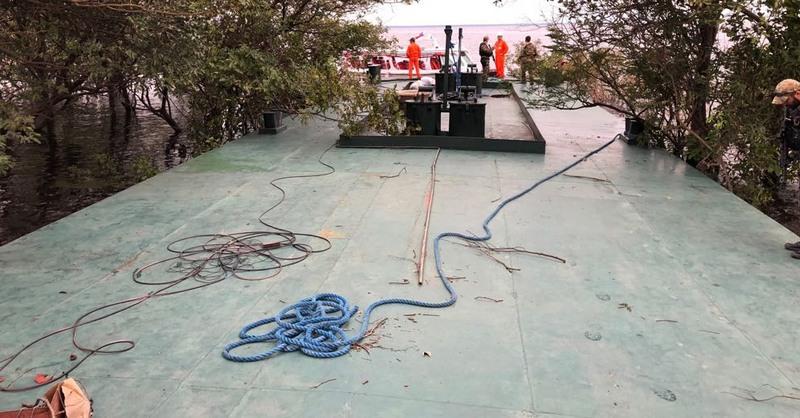 PF recupera petróleo bruto roubado de oleoduto de Urucu, em Coari