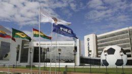 Sede da Conmebol no Paraguai. Entidade alega insegurança jurídica para continuar no país (Foto: Google/Reprodução)