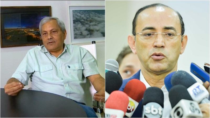 Justiça fixa fiança de R$ 190,8 mil e R$ 95,4 mil a Evandro Melo e Afonso Lobo