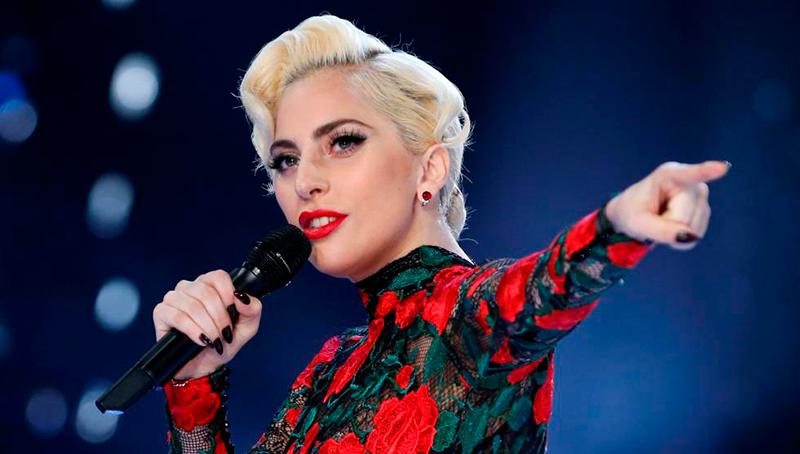 Lady Gaga cancela espetáculos na Europa