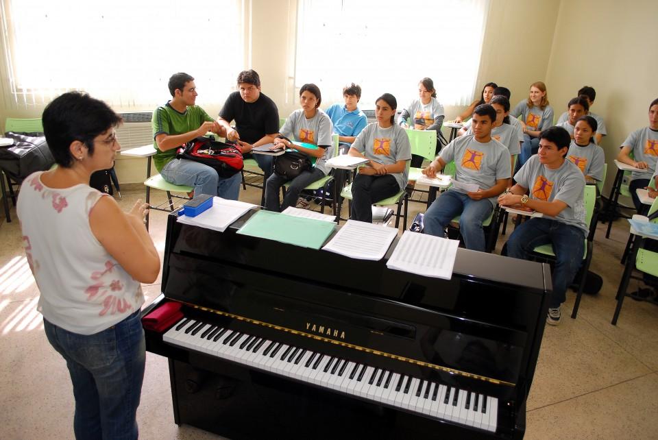 Brasil é o país de destaque em campanha mundial de incentivo à música