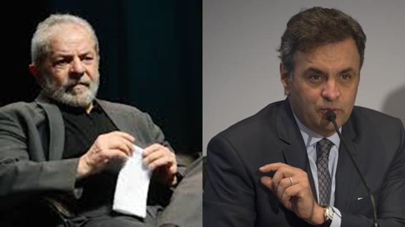 Casos de Aécio e Lula são provas de que democracia está funcionando, diz Toffoli