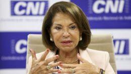 Ministra interina Maria Helena Guimarães diz que é preciso discutir mudanças no Enem (Foto: Marcelo Camargo/ABr)