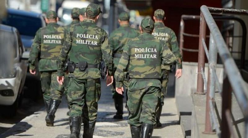 Militares em ruas do Rio de Janeiro. Intervenção na segurança pública é paliativa se não resolver problemas estruturais, dizem especialistas (Foto: Fotos Públicas/Divulgação)