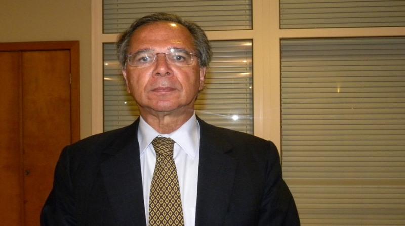 Paulo Guedes é o consultor de economia do deputado Jair Bolsonaro (Foto: Infonet/Reprodução)