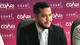 Prefeito de Coari Adail Filho