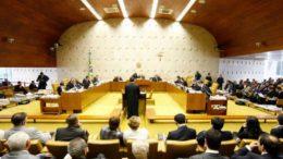 STF julgará se auxílio-moradia para juízes é salário ou apenas ganho extra (Foto: STF/Divulgação)