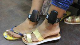 Seap diz que assumiu compromisso com a Justiça para atender demanda por tornozeleira eletrônica para presos do semiaberto (Foto: Seap/Divulgação)