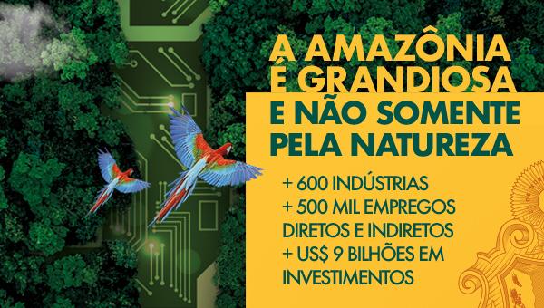 Suframa: 51 anos trabalhando pelo desenvolvimento da Amazônia