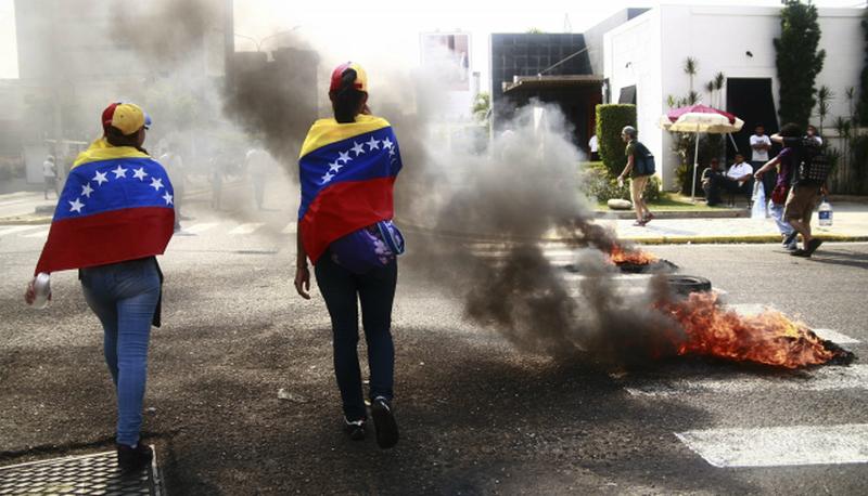 Onze dos 14 países do Grupo de Lima apoiam Juan Gauidó na Venezuela