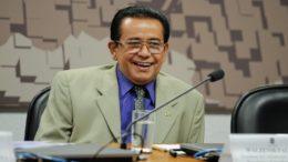 Walzenir Falcão, ex-deputado estadual e federal, foi denunciado pelo MP-AM (Foto: Edson Rodrigues/ Ag. Senado)
