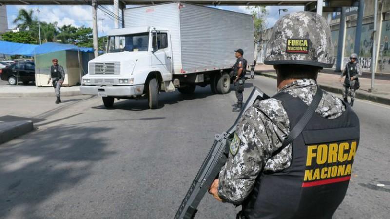 Força Nacional deve ficar por mais 60 dias em Manaus, decide Sérgio Moro