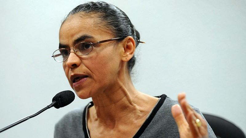 'Brasileiros precisam se unir para o voto do coração no 1º turno', diz Marina