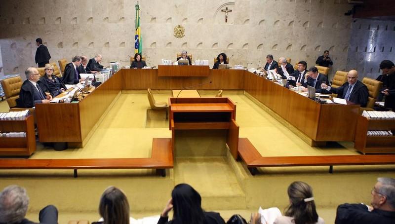 'A Justiça não se intimida', diz presidente do Supremo Tribunal