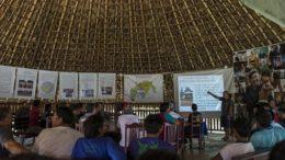 Comissão do MPF visitou reserva Waimiri-Atroari no Amazonas para fundamentar ação na Justiça (Foto: MPF/Divulgação)