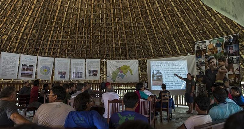 Justiça decide que empreendimentos precisam de autorização de índios Waimiri