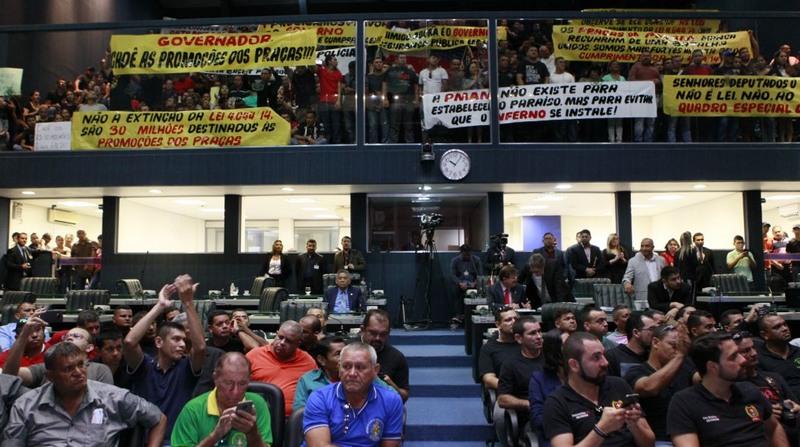 Polícia Militar do Amazonas terá apenas um quadro de promoção, diz governo