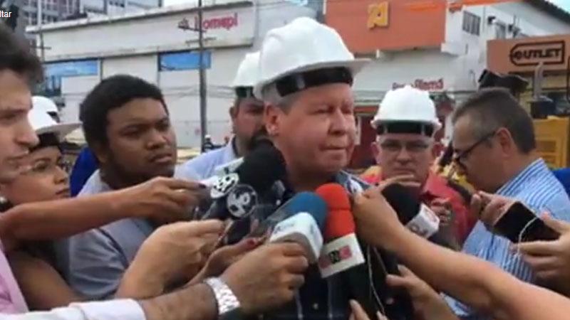 Arthur diz que Amazonino gera prejuízos asfaltando ruas já recuperadas pela prefeitura