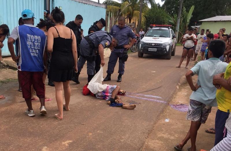 Brasil registrou recorde de mortes violentas em 2017, diz relatório