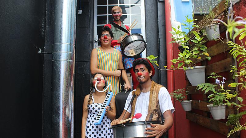 Espetáculo Caconvida reúne linguagens do circo e aborda o cotidiano regional em Manaus