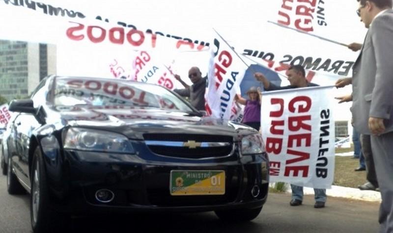 Supremo Tribunal prevê gastar até R$ 1 milhão com carros