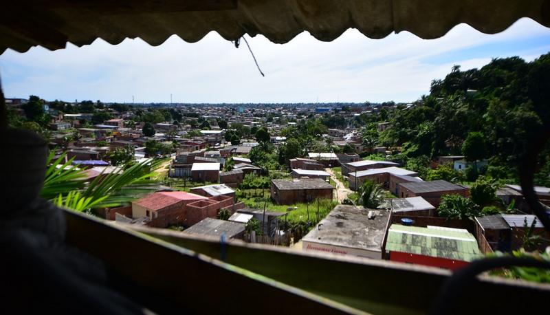Traficantes usavam casa para observar moradores em Manaus, diz polícia