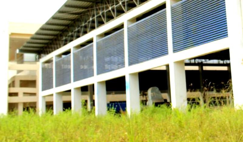 Escola inacabada de ensino de tempo integral no Amazonas já custou R$ 15 milhões