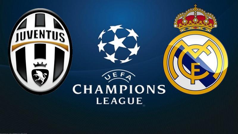 Juventus e Real Madrid se enfrentam nas quartas de final da Liga dos Campeões