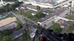 Compaj é o maior presídio de Manaus e serviço pelo WhatsApp pretende prevenir contra fugas (Foto: Seap/Divulgação)