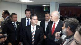 David Almeida comandará partido de Serafim Corrêa em disputa ao Governo do Amazonas (Foto: ATUAL)