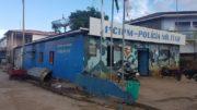 Delegacia de polícia de Eirunepé: MP apura se policiais militares sofreram perseguição política (Foto: MP-AM/Divulgação)