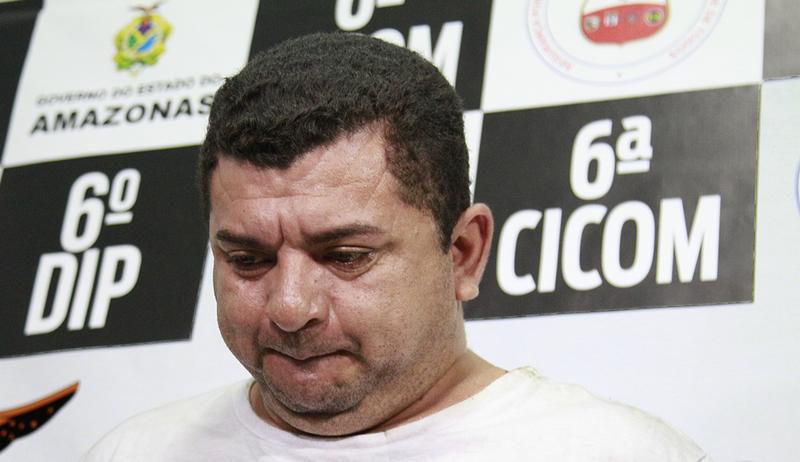 Arcos Fonseca foi denunciado em 55 Boletins de Ocorrência por estelionato (Foto: Robson Adriano/PC-AM)