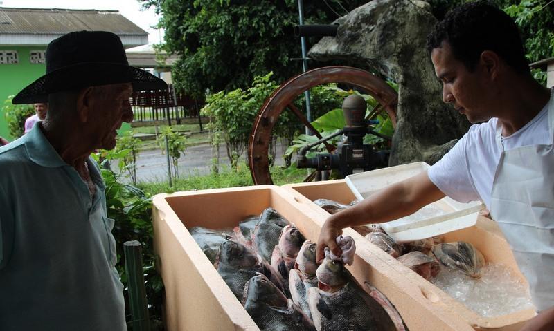 Feirão da Semana Santa em Manaus terá peixe a R$ 5,50 o quilo