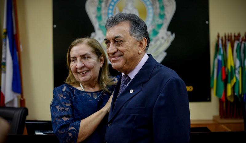 Joana Meirelles e Elci Simões são os novos desembargadores do TJAM