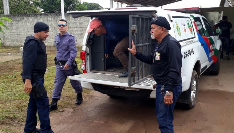 Polícia prende vereador e comparsa por roubo de gado em Barreirinha