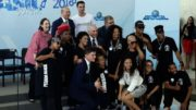 Presidente Michel Temer instituiu Sistema Nacional da Juventude em solenidade no Palácio do Planalto (Foto: Valter Campanato/ABr)