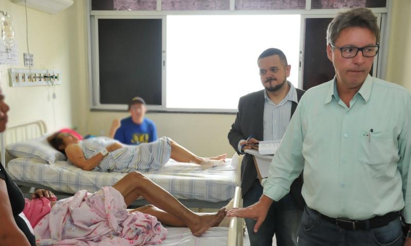 Luiz Castro e Arlindo Gonçalves