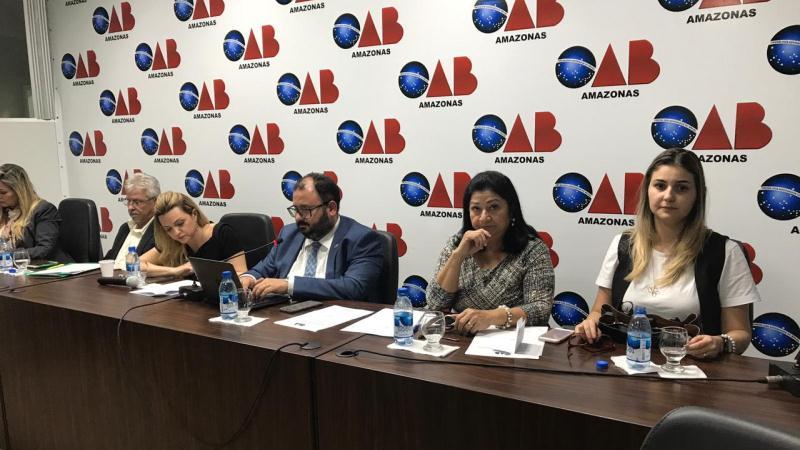 OAB-AM aprova resolução para eleição de desembargador do TJAM