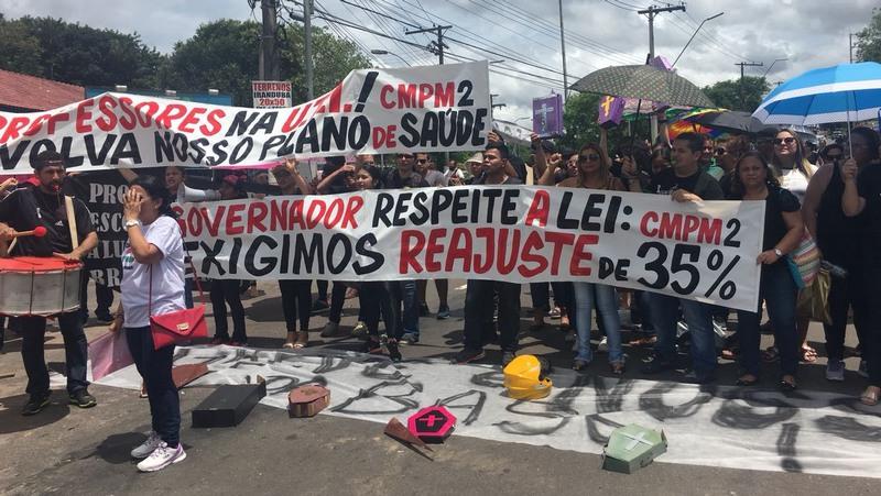 Professores rejeitam os 14,5% do Governo e decidem continuar greve