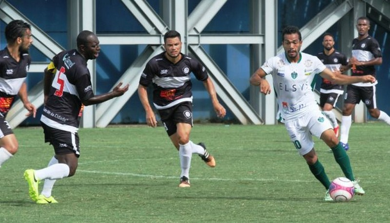 Manaus FC e Rio Negro: equilíbrio entre quatro clubes marca segundo turno do Barezão (Foto: Antonio Silva/FAF)