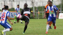 Rio Negro superou o São Raimundo por 1 a0. Resultado classificou ambos para as quartas de final do segundo turno do Barezão (Foto: Antonio Silva/FAF)