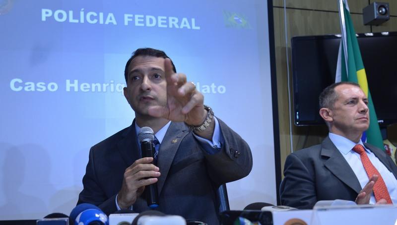 Rogério Galloro disse que conquistas da PF são marcantes para história da instituição (Foto: Valter Campanato/ABr)