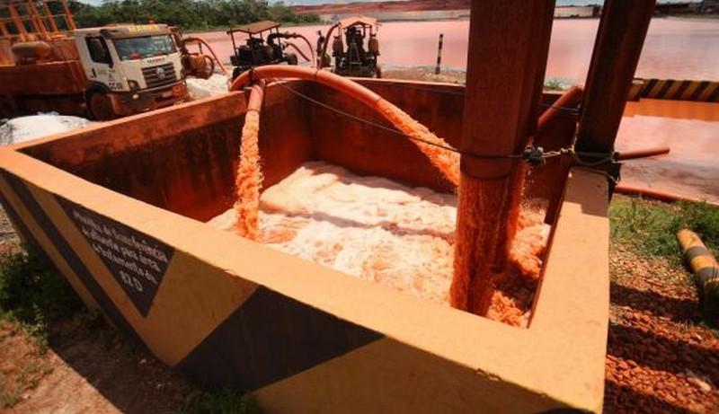 Ibama embarga mineradora em Barcarena e aplica multa de R$ 20 milhões