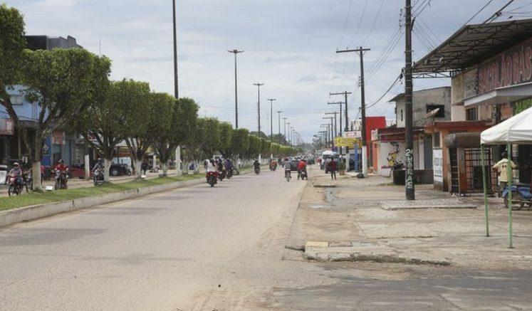 Tabatinga, no Amazonas, poderá fazer negócios com a Colômbia com isenção de impostos (Foto: Antonio Cruz/ABr)