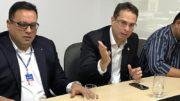 Valter Cruz a Fabio Alho Arsam