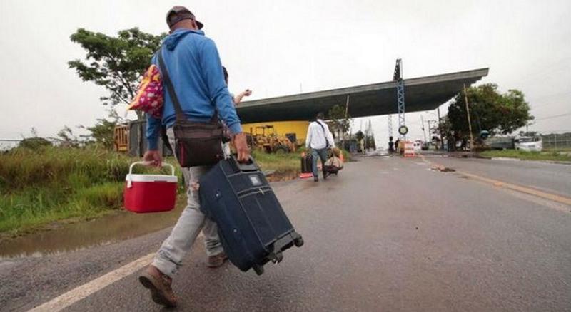Países pedem que governo facilite para quem quer deixar a Venezuela