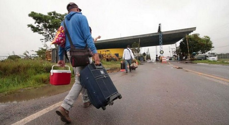 Temer considera inegociável fechamento de fronteira a venezuelanos